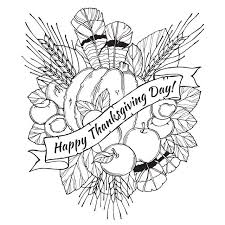 53 best thanksgiving coloring pages images on