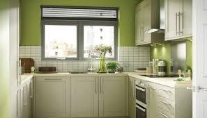 cuisine verte un espace relaxant et créatif