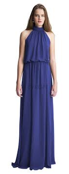 marine bridesmaid dresses marine bridesmaid dresses filtered by halter levkoff collection