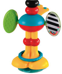 High Chair Toy Bendy Bird High Chair Toy