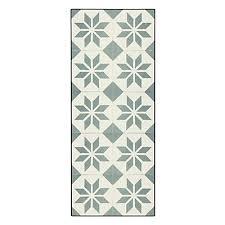 tapis cuisine alinea tapis de cuisine carreaux de ciment 50x80cm en vinyle vistaciment