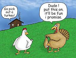 thanksgiving turkey jokes because pilgrims aren t