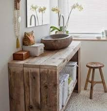 Reclaimed Wood Vanity Table Why And How To Use Reclaimed Barn Boards In The Bathroom
