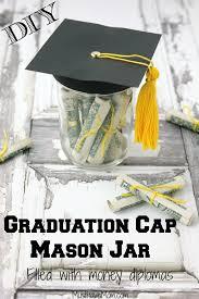 graduation cap covers diy graduation gift idea graduation cap jar