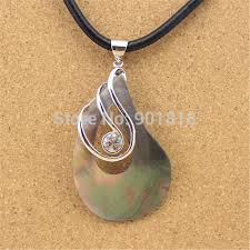 necklace with shell pendant images Buy paua shell and get free shipping on jpg