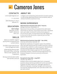 proper resume format 2017 occupational health cv resume template 2017 in administative worker best cv sle png