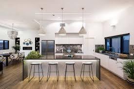 cuisine moderne ouverte cuisine moderne ouverte argileo