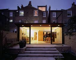 modern extensions rollscourt avenue rear extension ambo architects