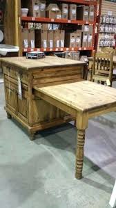 kitchen island pull out table broyhill kitchen island pull out table snaphaven