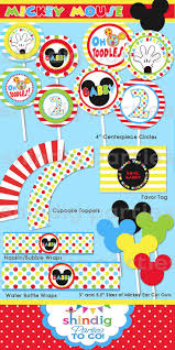 Mickey Mouse Table And Chairs by 169 Best Mickey Mouse Mm Clubhouse Party Ideas Images On Pinterest