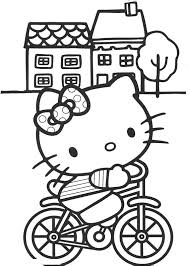 108 kitty coloring images kitty