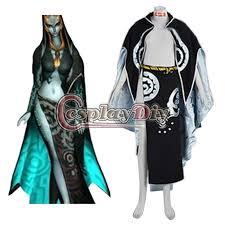 Zelda Costumes Halloween Midna Cosplay Costume Legend Zelda Halloween
