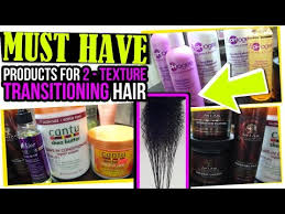 must have hair must have products for transitioning hair youtube