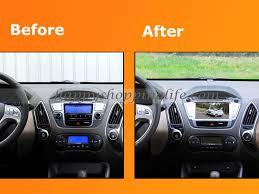 hyundai tucson navigation ewest 2 din android car dvd player for hyundai tucson car