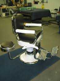 Antique Barber Chairs For Sale Cr4 Thread Antique Koken Barber Chair Repair