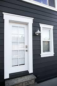 Painting Exterior Doors Ideas Painting Exterior Door Trim Dasmu Us