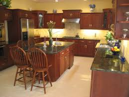 Paint Colors For Kitchens With Cherry Cabinets Beautiful Kitchens With Cherry Cabinets All About House Design
