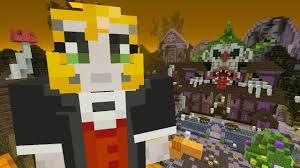 Minecraft House Map Halloween Halloween Minecraft Pe House Maphalloween Maple Valley