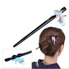 japanese hair pin women s acrylic hair stick ebay