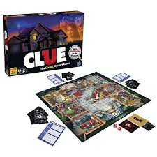 amazon com clue game toys u0026 games
