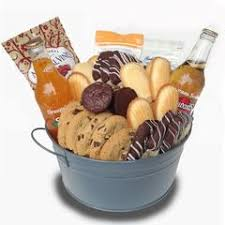 Bakery Gift Baskets Star Treatment Gift Baskets Bakery Gift Baskets