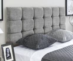 Nailhead Upholstered Headboard Gray Upholstered Headboard U2013 Dawnwatson Me