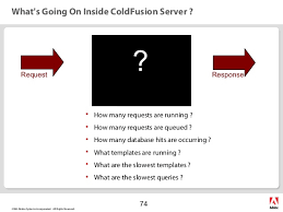 coldfusion mx 7 server administration