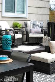 Diy Decks And Patios Spring Deck Refresh U0026 Outdoor Living Update Making Lemonade