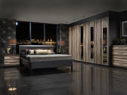 Laminate Bedroom Furniture by Contemporary Bedroom Furniture Sets Shiny Grey Marble Laminate
