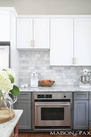 two tone kitchen cabinets white and grey 17 best two tone kitchen cabinets gray and white tags two