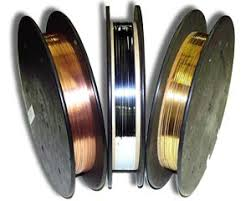 metallic ribbon metal ribbons manufactured and cut to order h cross company