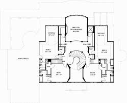 Luxury House Floor Plans Colonial House Floor Plan Home Designs Ideas Online Zhjan Us