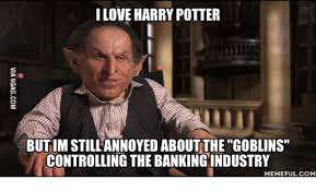 Controlling Wife Meme - i love harry potter but im stillannoyedabout the goblins controlling