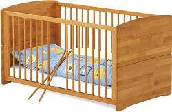 chambre bébé écologique aménager une chambre bébé avec un lit bébé écologique