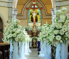 Church Decorations For Wedding Church Weddings Weddings