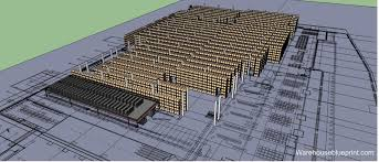 warehouse layout design principles how to draw a warehouse layout warehouseblueprint