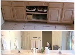paint bathroom vanity white painting the vanity white black white