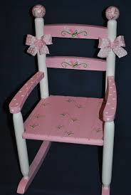 Pink Nursery Rocking Chair by 63 Best Kids Wooden Rocking Chair Images On Pinterest Kids