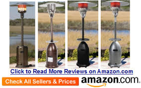 Fire Sense Patio Heater Reviews Best Outdoor Patio Heater For The Money 2016 Family Cheapskate