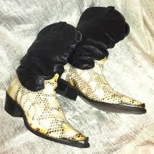 dingo boots s size 11 dingo dingo snake skin boots from s closet on poshmark