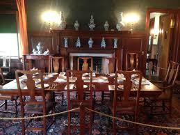The Dining Room Sprucing Up Naumkeag U0027s Gardens Wamc