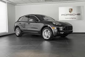 porsche macan grey 2017 porsche macan s for sale in colorado springs co 17202