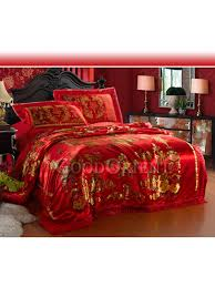 Japanese Comforter Set Chinese Bed Sheets Set Asian Style Bedding Sheets Cheap Bed Sheets