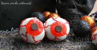 oreo ball eyeballs home made interest