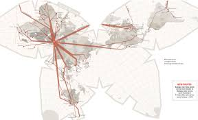 Qatar Route Map by Emirates Promo Codes Europe From 1 149 Return Finder Com Au