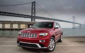 gray jeep grand cherokee with black rims jeep grand cherokee wk2 overland summit editions 2011 2015