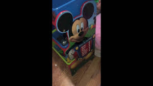 Minnie Mouse Toy Organizer Delta Mickey Mouse Toy Organizer Youtube