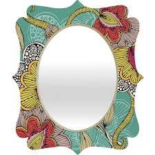 Valentina Ramos Duvet Deny Designs Valentina Ramos Beatriz Quatrefoil Mirror U0026 Reviews