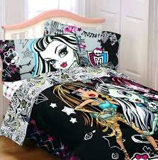 monster high bedroom sets monster high bedroom sets monster high doll display cabinet in the