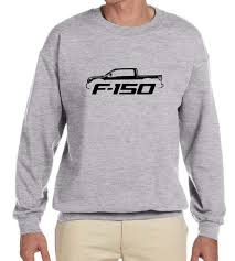 Vintage Ford Truck Apparel - 2009 14 ford f150 f 150 pickup truck classic outline design